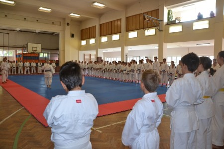 Fudokan Open Cup a seminář Dr.Ilija Jorga Soke 10 Dan